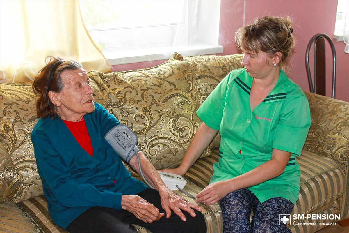 Пансионат для пожилых 1 социальный дома престарелых в рязанской области
