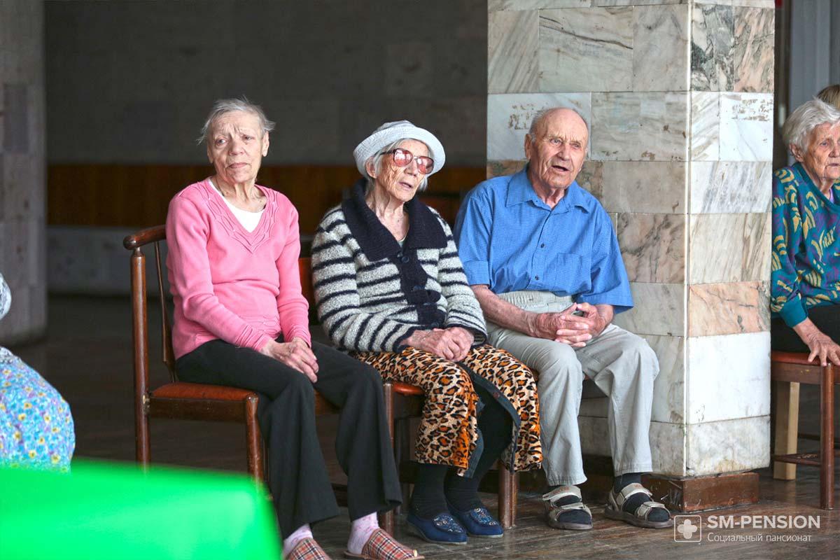 Размещение в пансионатах престарелых как оформить в дом престарелых астрахань