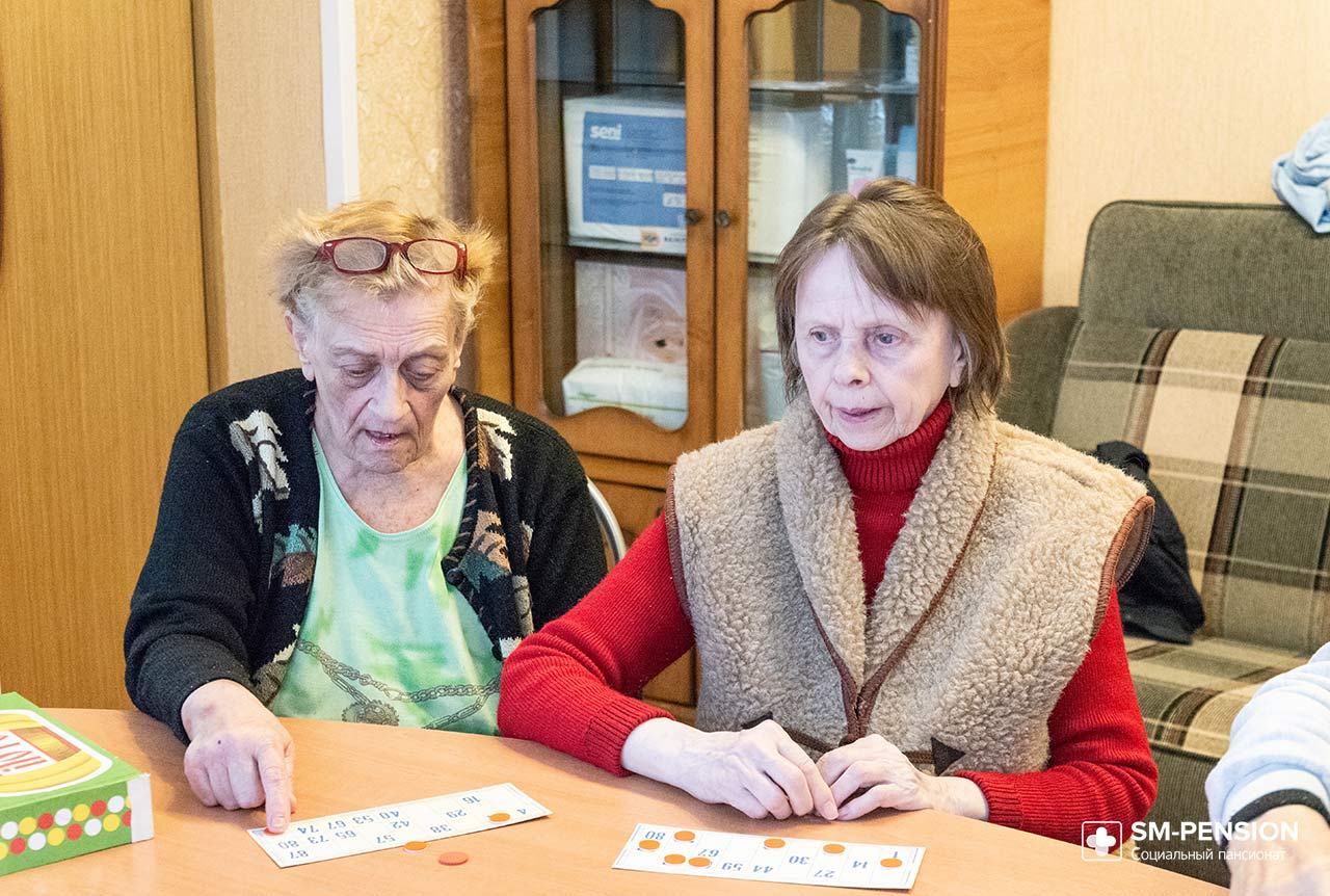 сходня пансионат для престарелых
