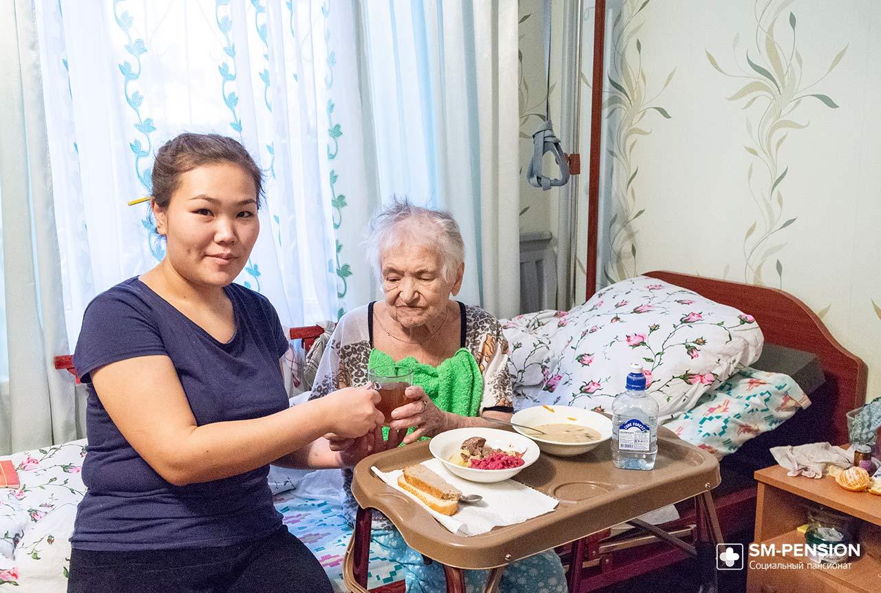 муниципальный дом престарелых в сочи