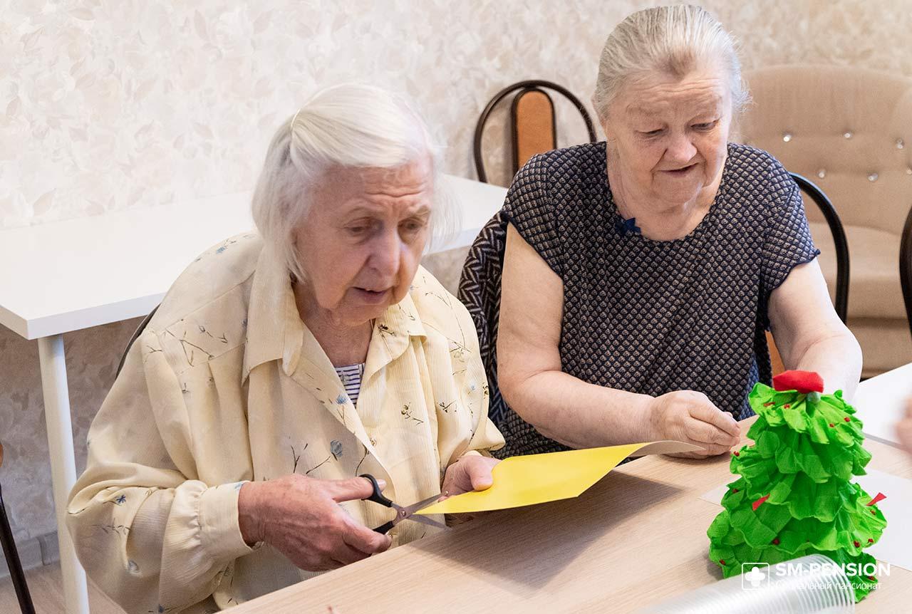Недорогой пансионат для пожилых абганеровский дом престарелых