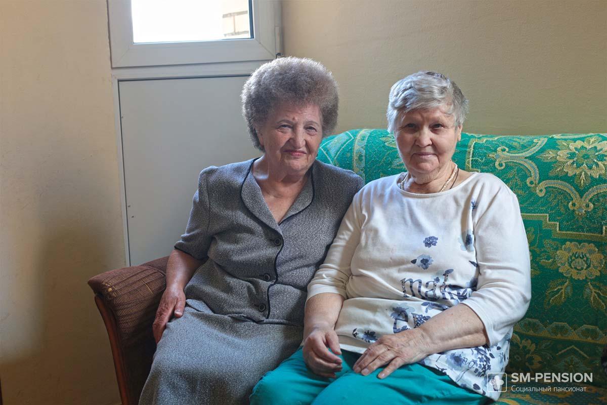 Частный дом престарелых русь помощь в домах престарелых красноярск
