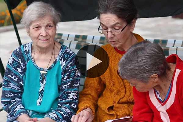 Пансионат с деменцией в подольске пожилые супруги дома порно
