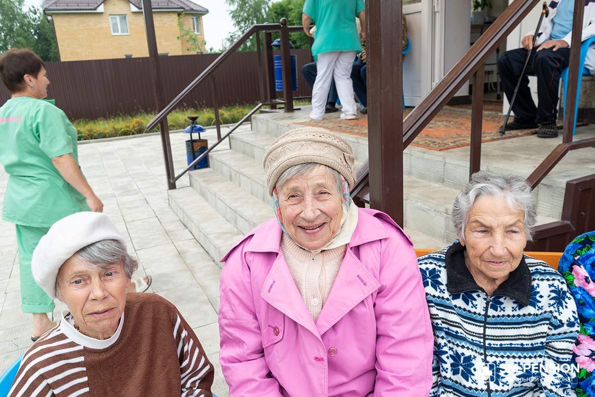 пожилых знакомства инвалидов для