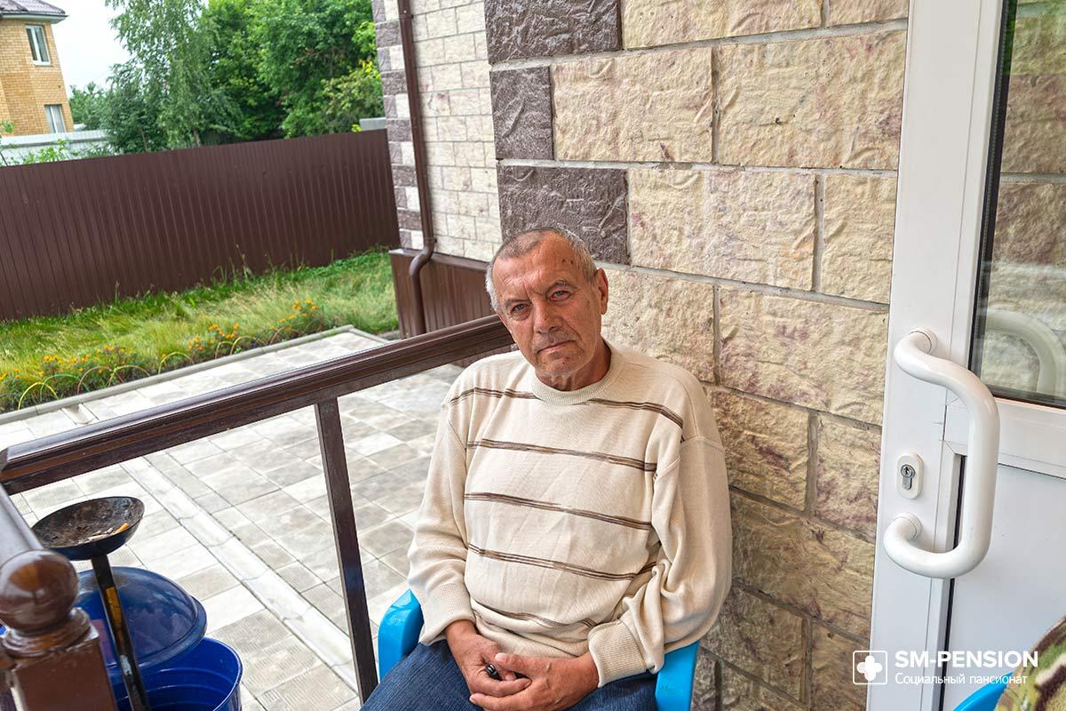 дома престарелых, хосписы киев