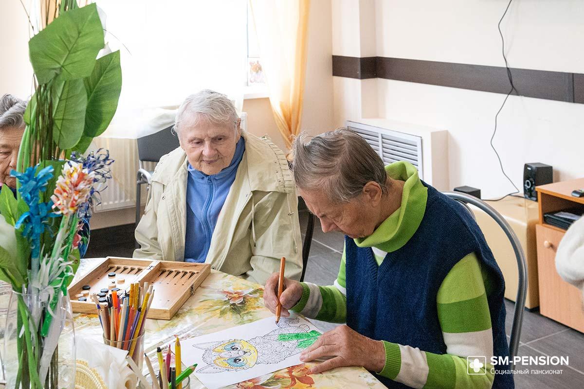 Москва пансионат для престарелых работа пожары в домах престарелых