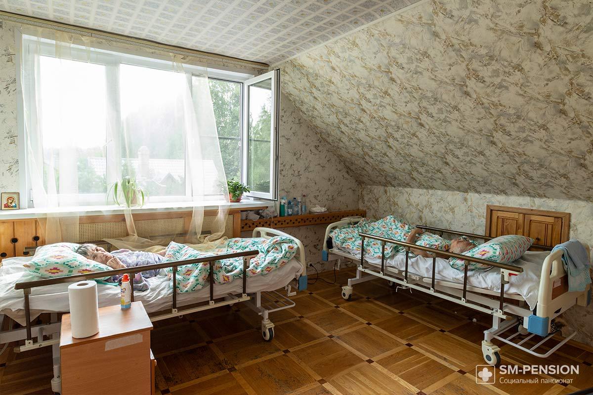 Пушкино частный пансионат для престарелых видлицкий дом интернат для престарелых