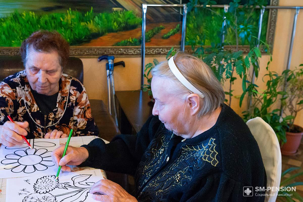 частные пансионаты для престарелых красноярский край