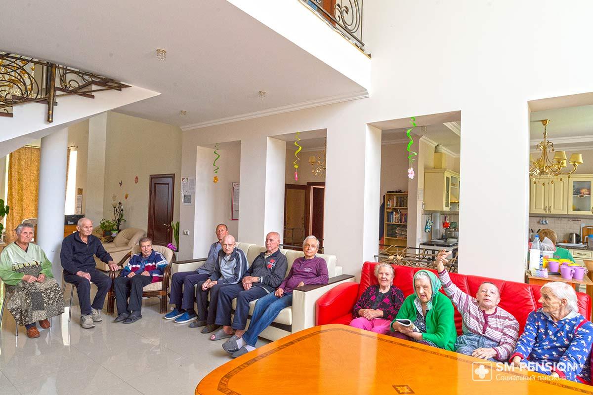 Звенигородский дом престарелых моркинский дом престарелых