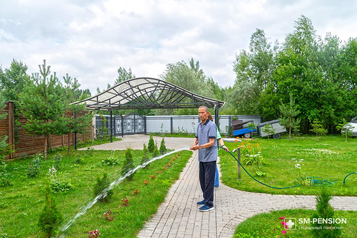 Звенигородский дом престарелых дом престарелых в сорокино