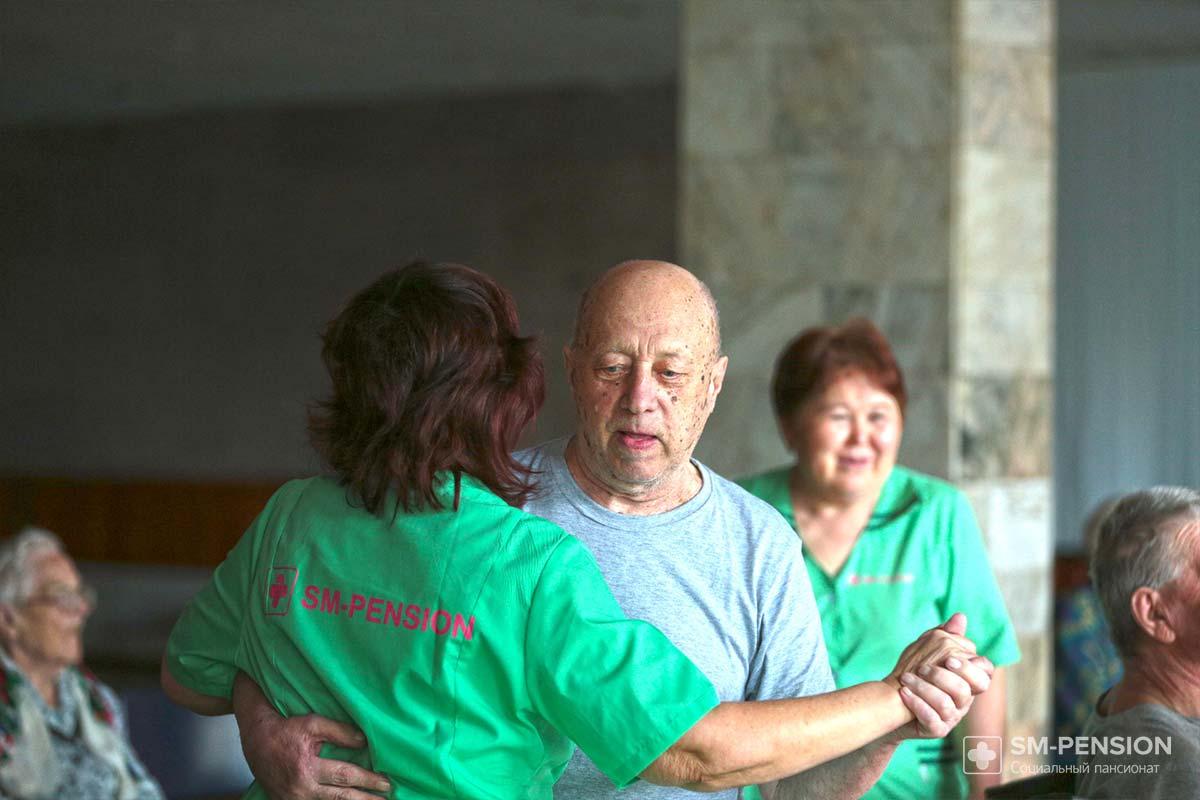 как оформить пребывание в доме престарелых